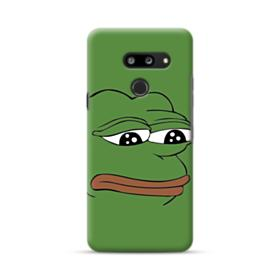 Sad Pepe frog LG G8 ThinQ Case