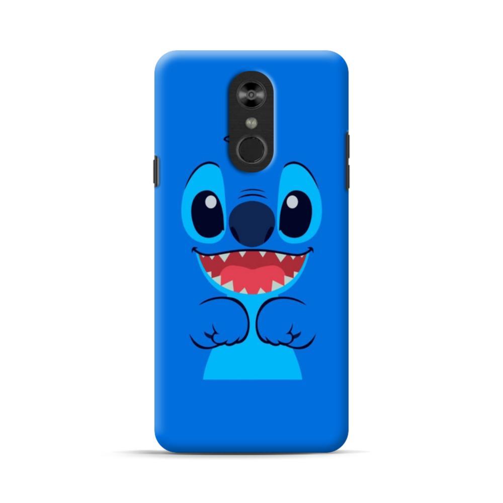 Stitch Smiling Face Lg Stylo 4 Case