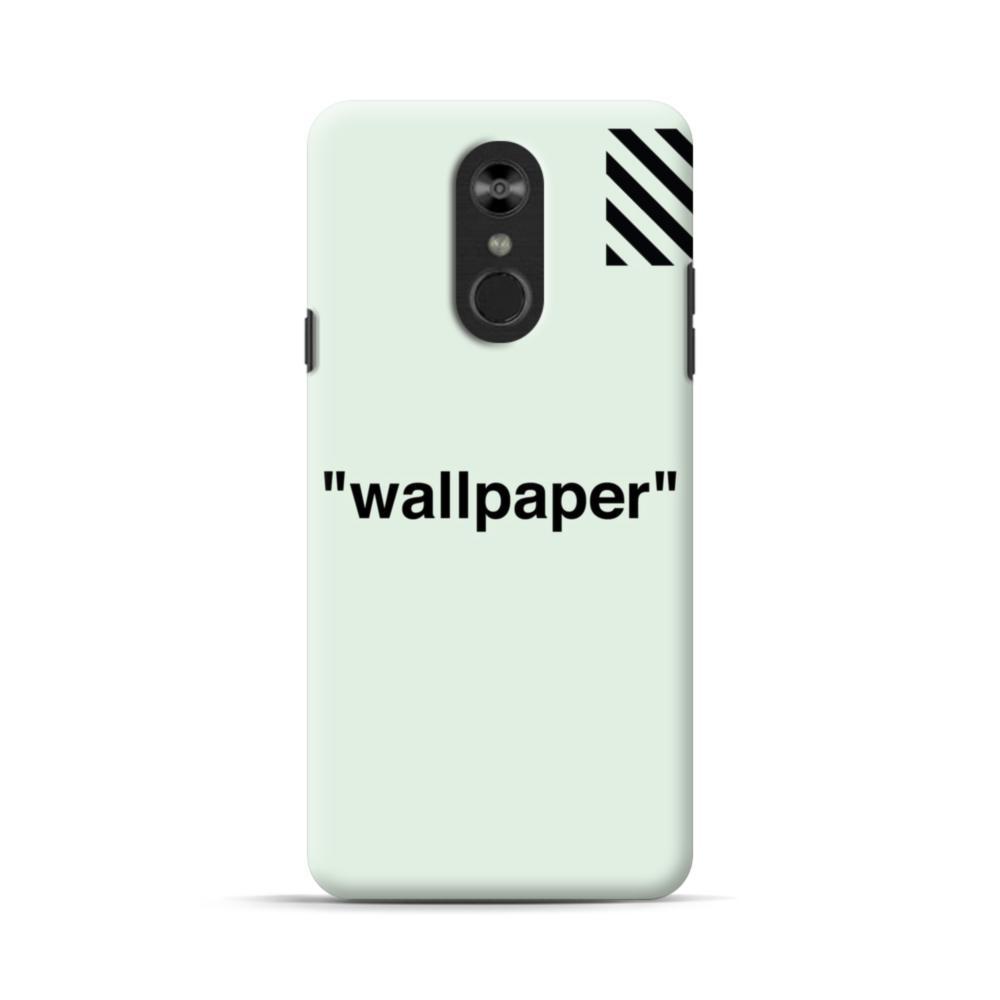 Wallpaper Stripes Minimalism LG Stylo 4