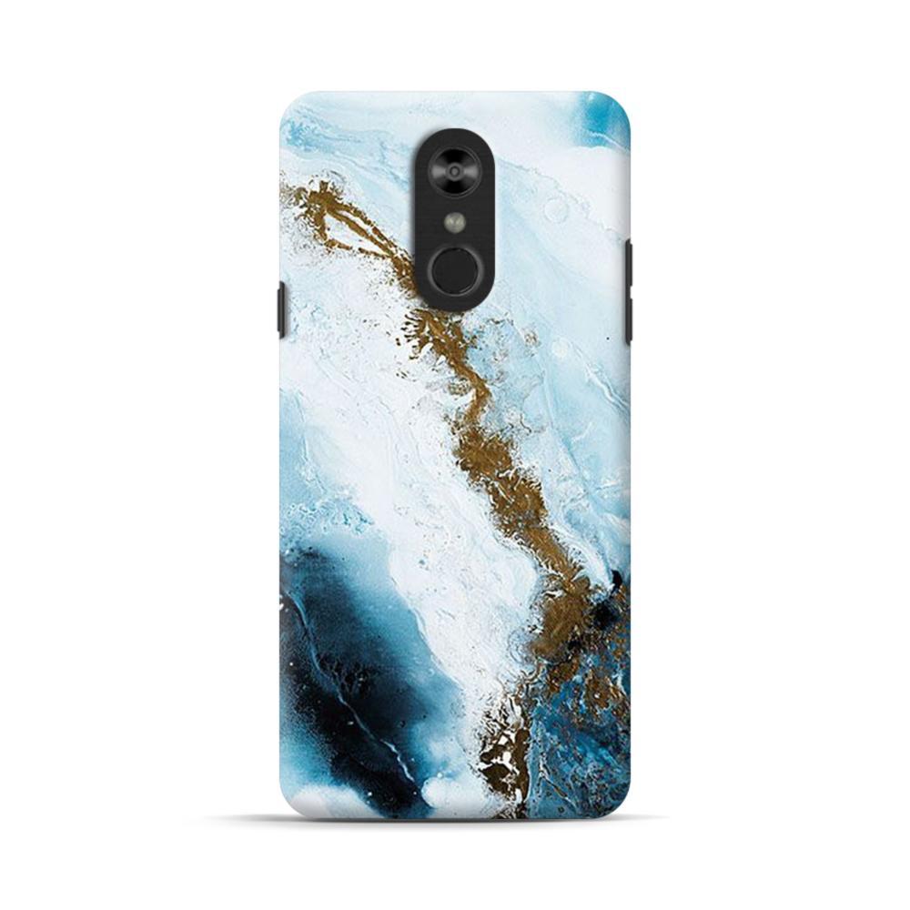 Blue Marble LG Stylo 4 Case