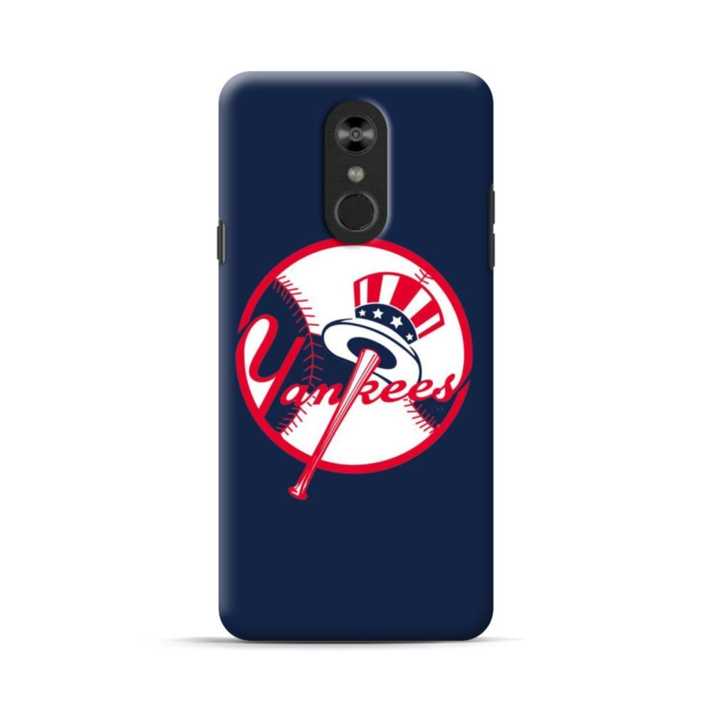 New York Yankees Team Logo Baseball LG Stylo 4 Case