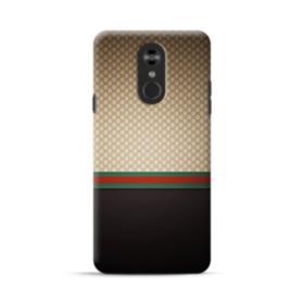 Gucci Pattern LG Stylo 4 Case