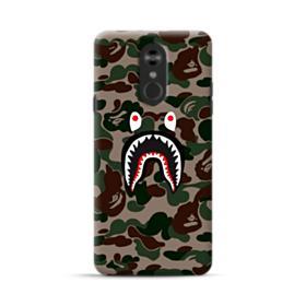 Bape shark camo print LG Stylo 4 Case