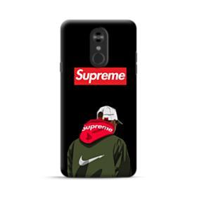 Supreme x Nike Hoodie LG Stylo 4 Case