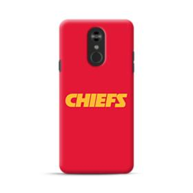 Chiefs Logo Red LG Stylo 4 Case