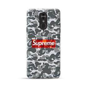 Bape x Supreme LG Stylo 4 Case