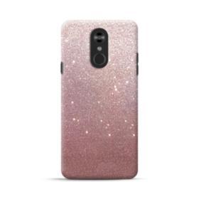 Rose Gold Glitter LG Stylo 4 Case