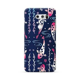 Fish Illustration LG V30 Case