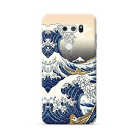 Waves LG V30 Case