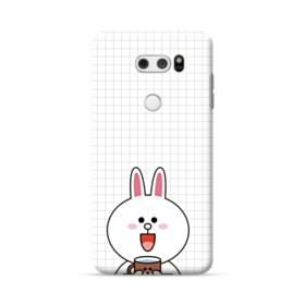 Line Friends Cony LG V30 Case