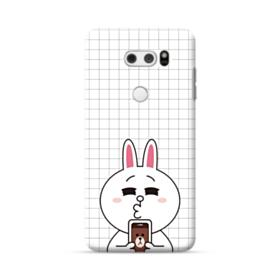 Line Friends Cony in Love LG V30 Case