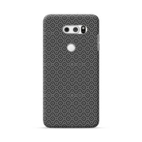 Vitange Lattice Pattern LG V30 Case