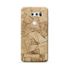 Wood Like LG V30 Case