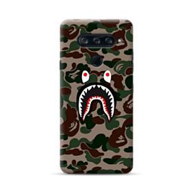 Bape shark camo print LG V40 ThinQ Case