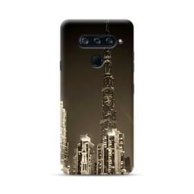 City night skyline LG V40 ThinQ Case
