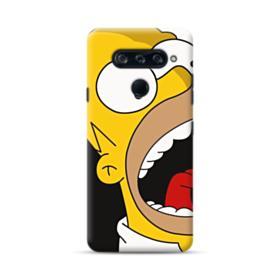 Simpsons Shout LG V40 ThinQ Case