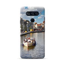 Amsterdam River View LG V40 ThinQ Case