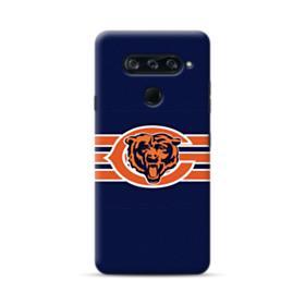 Chicago Bears Stripes LG V40 ThinQ Case