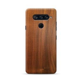 Red Oak Wood LG V40 ThinQ Case