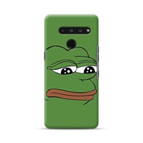 Sad Pepe frog LG V50 ThinQ Case