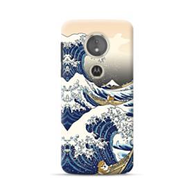 Waves Motorola Moto E5 Case