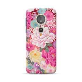 Sakura Vintage Motorola Moto E5 Case