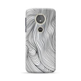 Lines Sketch Motorola Moto E5 Case