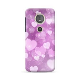 Aurora Hearts Motorola Moto E5 Case