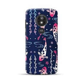 Fish Illustration Motorola Moto E5 Play Case