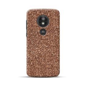 Gold Glitter Motorola Moto E5 Play Case