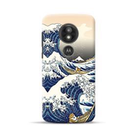 Waves Motorola Moto E5 Play Case