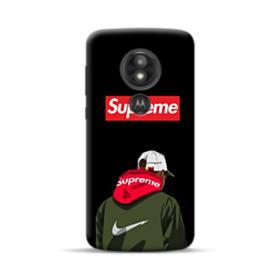 Supreme x Nike Hoodie Motorola Moto E5 Play Case