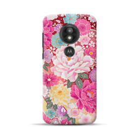 Sakura Vintage Motorola Moto E5 Play Case