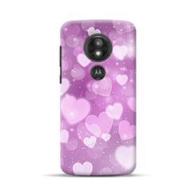 Aurora Hearts Motorola Moto E5 Play Case