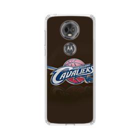 Cleveland Cavaliers Reflective Motorola Moto E5 Plus Clear Case