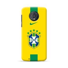 Nike x CBF Brasil Motorola Moto G6 Case