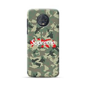 Supreme Camo Motorola Moto G6 Case