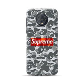 Bape x Supreme Motorola Moto G6 Case
