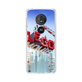LEGO Movie Motorola Moto G6 Play Clear Case