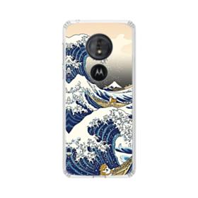 Waves Motorola Moto G6 Play Clear Case