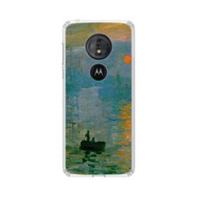 Impression Sunrise Motorola Moto G6 Play Clear Case