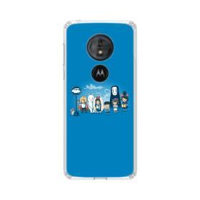 Spirited Away Motorola Moto G6 Play Clear Case