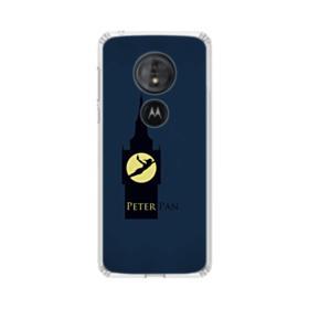 Peter Pan Motorola Moto G6 Play Clear Case