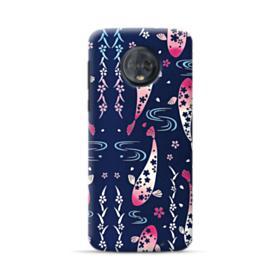 Fish Illustration Motorola Moto G6 Plus Case