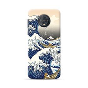 Waves Motorola Moto G6 Plus Case
