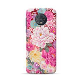 Sakura Vintage Motorola Moto G6 Plus Case