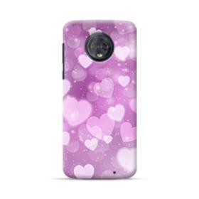 Aurora Hearts Motorola Moto G6 Plus Case