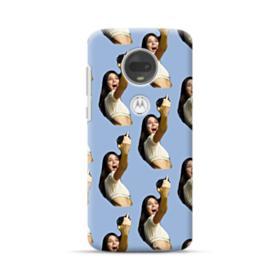 Kendall Jenner funny  Motorola Moto G7 Case