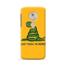 Pepe the frog don't tread on memes Motorola Moto G7 Play Case