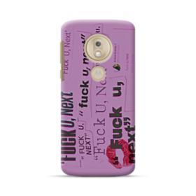 Thank U, Next Ariana Grande Motorola Moto G7 Play Case